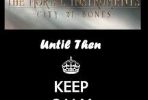 <3 The Mortal Instruments