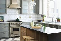 To Die For Kitchen Inspo / Great kitchens