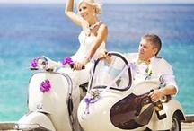 Matrimonio tema mare / Tutto l'occorrente per il tuo matrimonio scenografico al mare.