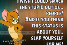 SLAP A LIBERAL IN A NICE WAY! SLAP THEM WITH WORDS!
