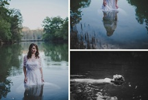 drown the gown w/ Gemma - styled