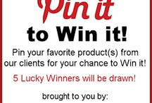 DIYeStores Pin it to Win it!! / http://diyestores.com/pinterestcontest.html / by Back In Tyme Primitives!!!!