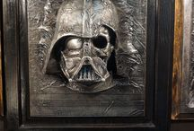 Everything Star Wars / This board will feature fine art that we have created and random things that we find cool in the world of Star Wars.