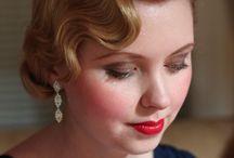 1930's make up (Angustias)
