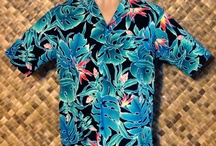 Parrotheads Unite ~ Hawaiian Shirts