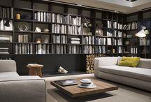Librerie- Bookcases / http://www.casliniarredamenti.com/blog_11-libreria-alcuni-consigli-per-renderla-perfetta-05-01-15.html