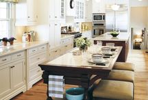Kitchen/Dining Room  / by Shawn Callahan Archer