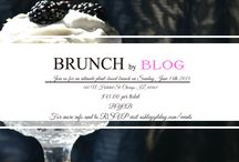 Brunch by Blog / Plant-based brunches hosted in Chicago featuring blogger recipes from across the globe