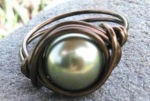 Pearl Rings / by Kristina Pipkin