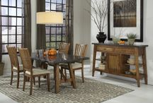 Elegant Dining / A showcase of our most elegant dining sets