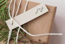 Gift Wrapping Ideas / Gift Wrapping