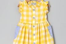 Dress / Jaune