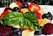All About Fruit / From salads to smoothies, we have everything you can do with fruit!