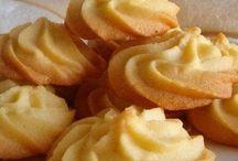 рецепт печенье