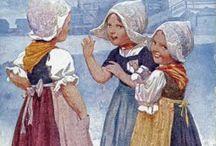 открытки dutch