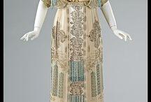 Clothes: historical pieces