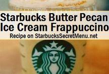 Starbuck's secret menu