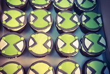 Ben10 Cake and Party Ideas