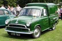 Early English Car &Trucks