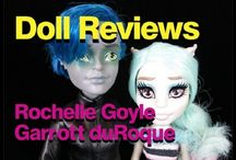 Doll Reviews / by Lolas Mini Homes