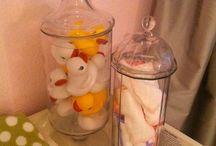 kids bathroom ideas / by Trista Hebert