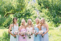 SHADES OF PASTEL - WEDDING