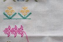 Счетные вышивки counting embroidery