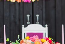 Fun wedding and event ideas