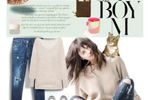 Polyvore Outfits We Love / Beautiful Polyvore outfits - feel free to join and pin your creations! Follow this board and @ToviSorga - then comment on a recent post to be added. No spam please! Enjoy...