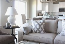 family room / by hilary biggart