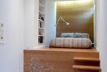 small spaces / inspiring smaller spaces for work and play