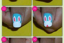 Nail art  / Dans cette catégorie vous trouverez pleins d'idées assez sympa pour colorer vos jolies ongles