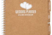 Wedding Planners and Notebooks
