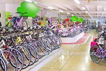 Arredamenti Negozi Biciclette - Bicycle shops furnishings