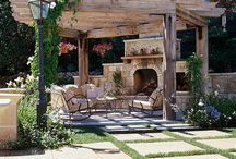 Outdoor spaces / Outdoor living space ideas