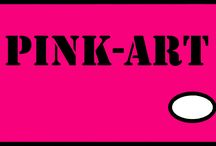 Pink-Art / Art & gadgets with a touch of PINK!