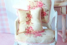Miniatures - Shabby Chic / by Whatever is Lovely