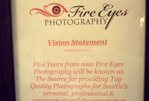 Fire Eyes Photography Values / Fire Eyes Photography believes that Documenting Life is a way to capture Legacy. Our families, our lives and our events make our existence richer. Beautiful Photographs are a way to imprint those moments in our  minds forever.