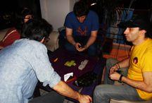 Noches de juego / encuentros de juegos de Ludicamente  2dos sabados de cada mes a partir de las 21 hs en Bar Roses Av Corrientes y Mario Bravo