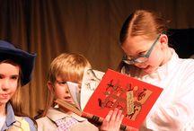 "Houlton Maine Star Bright Children's Theatre / ""Thwacked"" The Spring Presentation 2015"
