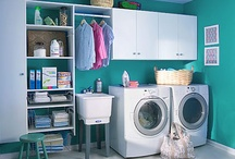 Laundry Room / by Angela Jackson