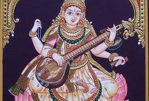 tanjavur painting