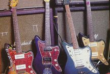 Jaguars and jazzmasters