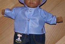 Modèles de poupée