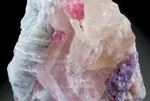 cristals and quart