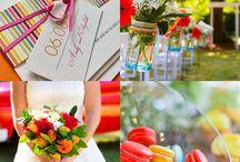 A Bright Wedding Day