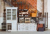 Déco industrielle / Susciter l'envie de composer un intérieur élégant et raffiné.