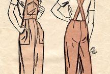 fashion during war