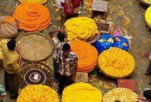 mercado / Esto es para mi un mercado: la vida en colores.
