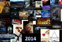 Peliculas/Movies 2014 / Peliculas que disfrutamos durante el 2014